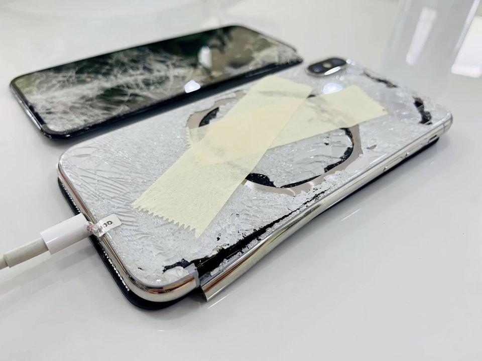 Thay Màn Hình $ Vỏ iPhone Xs Max Uy Tín Chất Lượng Số 1 Vũng Tàu