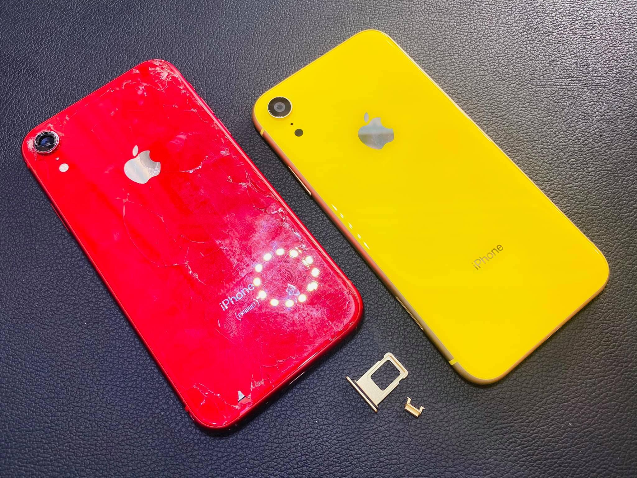 Thay Vỏ iPhone Xr Uy Tín Chất Lượng Số 1 Bà Rịa Vũng Tàu