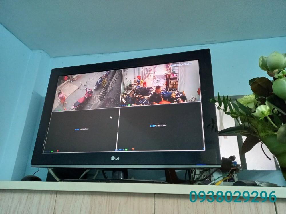 Bảo trì lắp đặt camera quan sát tphcm