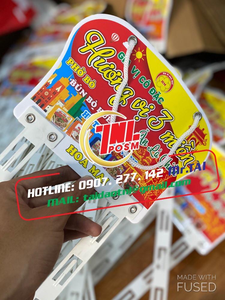 Sản xuất vỉ treo dây nhựa, vỉ treo dây nhựa giá rẻ, vỉ treo quảng cáo