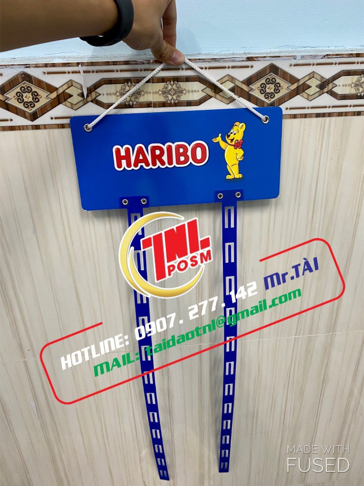 Sản xuất Hanger dây nhựa, Hanger treo bánh kẹo, Hanger kẹp