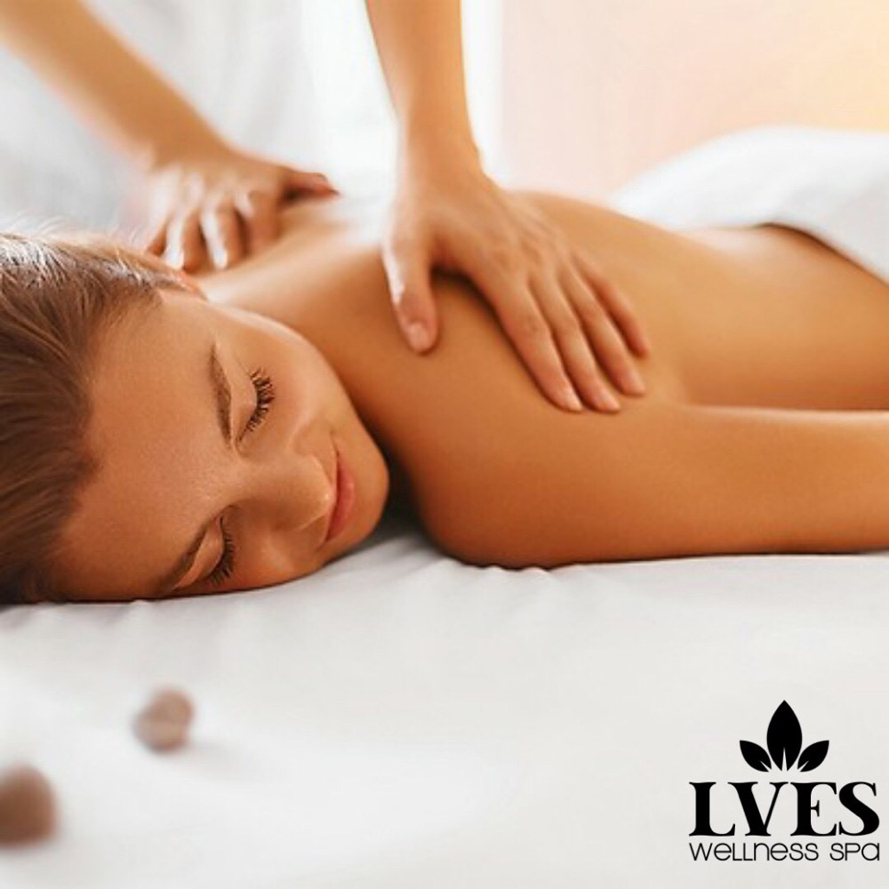 Massage tinh dầu toàn thân 90ph