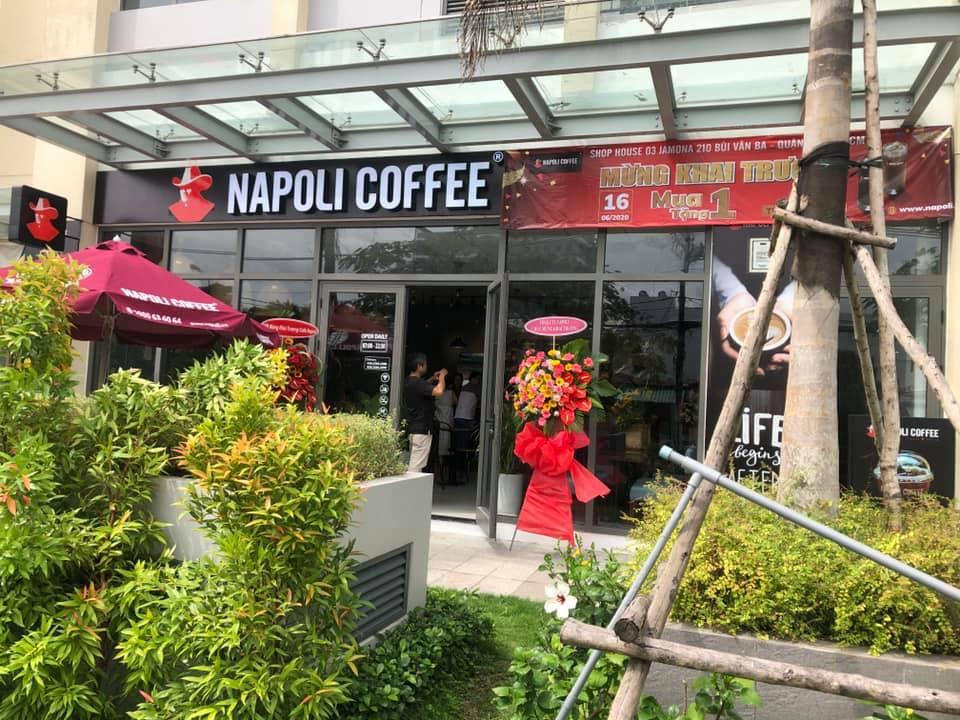 Khai trương quán cà phê nên làm gì?