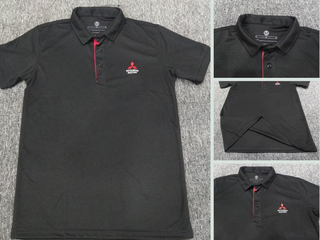 Xưởng may áo thun cổ sơ mi đồng phục giá rẻ TPHCM - Hỗ trợ thiết kế, in thêu logo làm quà tặng