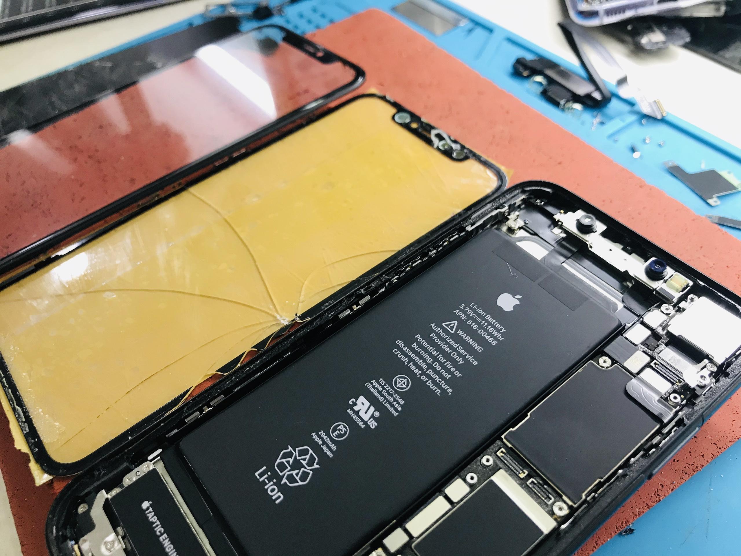 Ép Kính iPhone Xr Uy Tín Chất Lượng Số 1 Bà Rịa Vũng Tàu