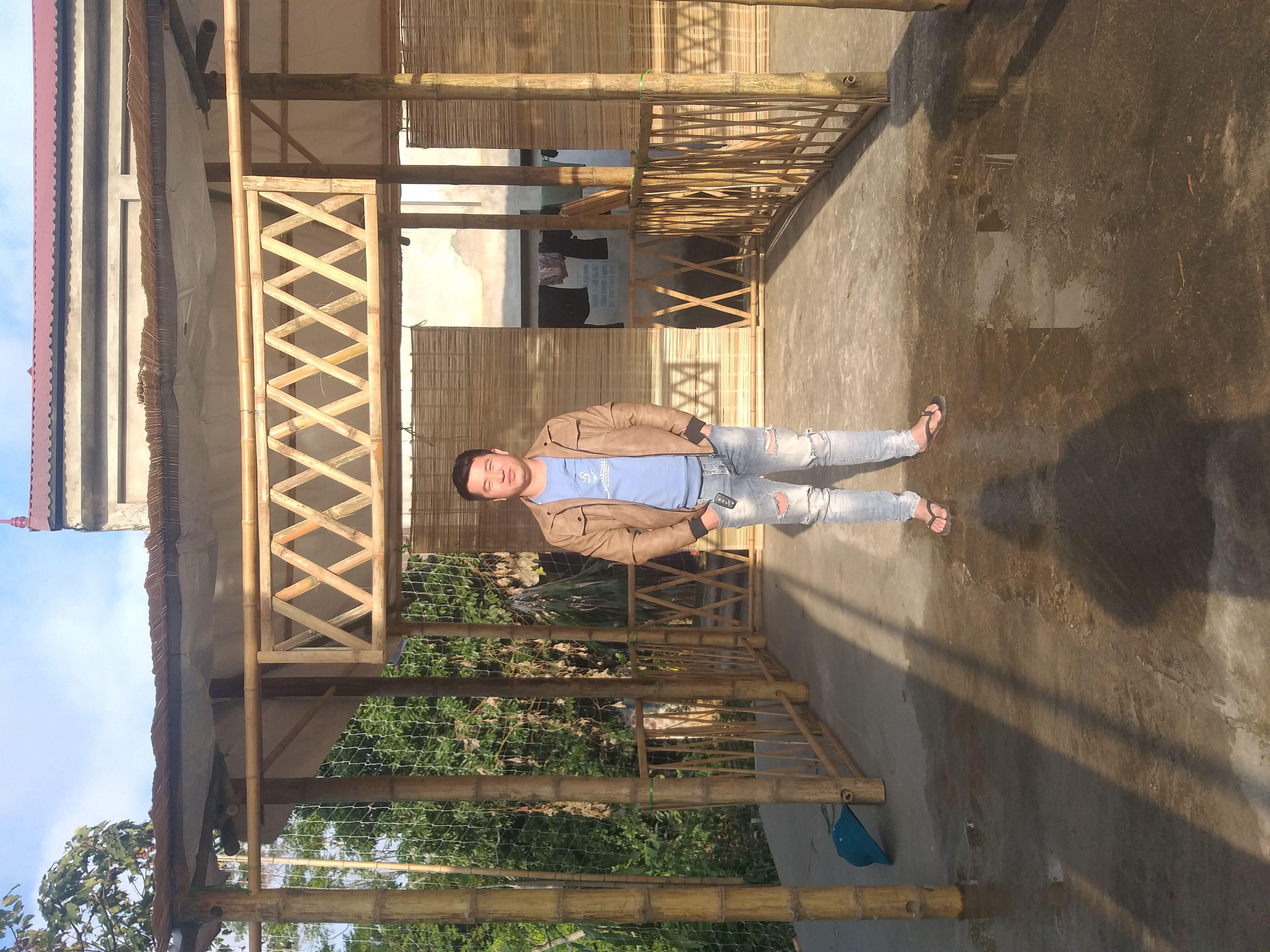 Thi công nhà tre tại tp Hồ Chí Minh - Các dịch vụ sản phẩm tre trúc nứa