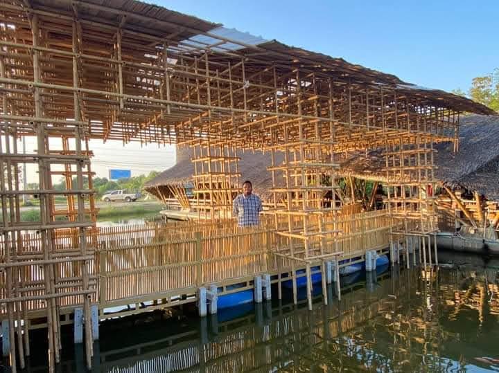 Công trình bằng tre, nứa, trúc - mỹ thuật tre Việt - tư vấn, khảo sát, báo giá, thi công chuyên nghiệp
