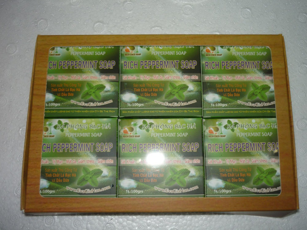 Sản xuất son môi son dưỡng môi dừa Be The Rich