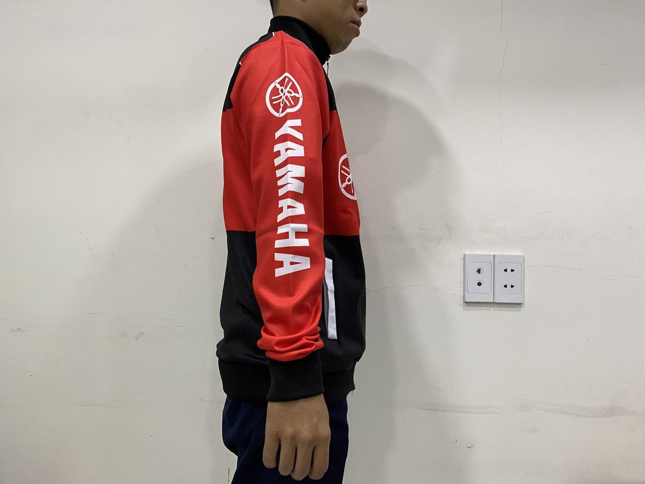 Xưởng áo gió Yamaha