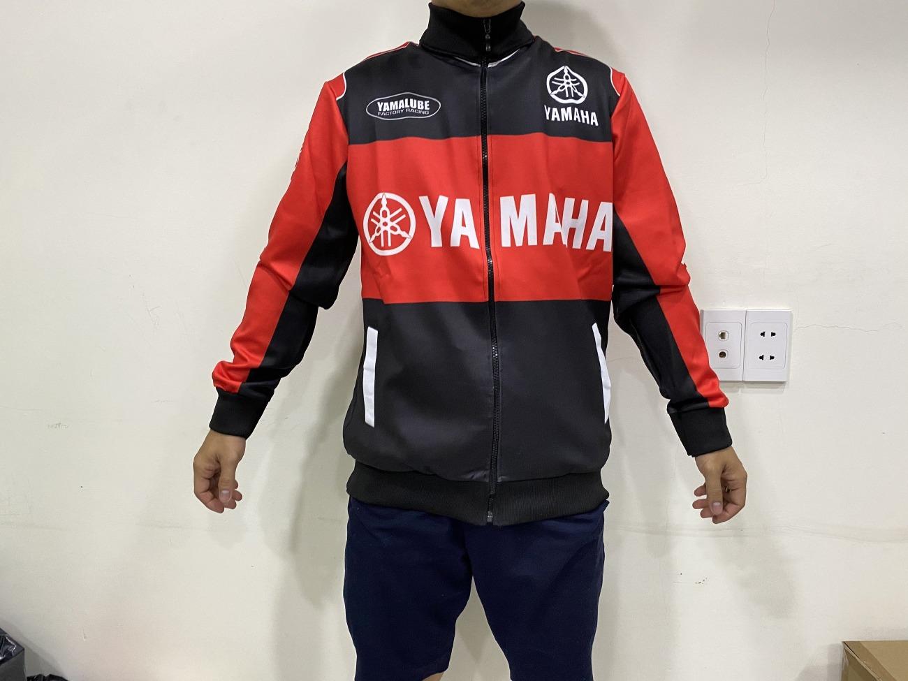 Xưởng áo gió Yamaha Racing