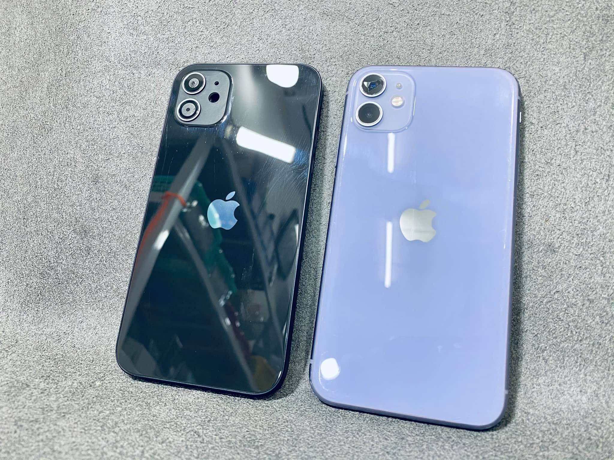 Độ Vỏ iPhone 11 Lên iPhone 12 Uy Tín Chất Lượng Số 1 Vũng Tàu
