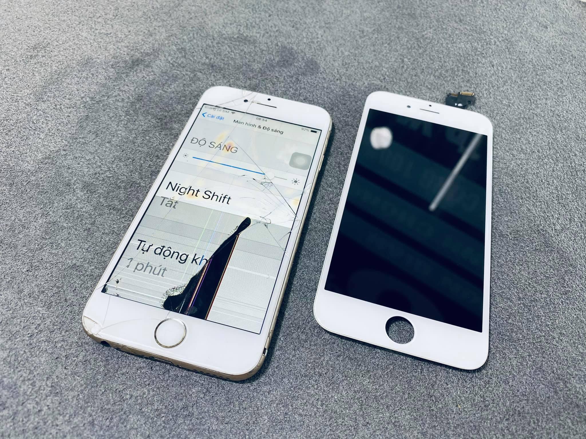 Thay Màn Hình iPhone 6s Uy Tín Chất Lượng Số 1 Bà Rịa Vũng Tàu