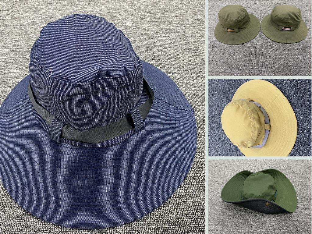 Xưởng may nón tai bèo giá rẻ - Nhận sản xuất, in thêu logo nón tai bèo làm thương hiệu cho shop