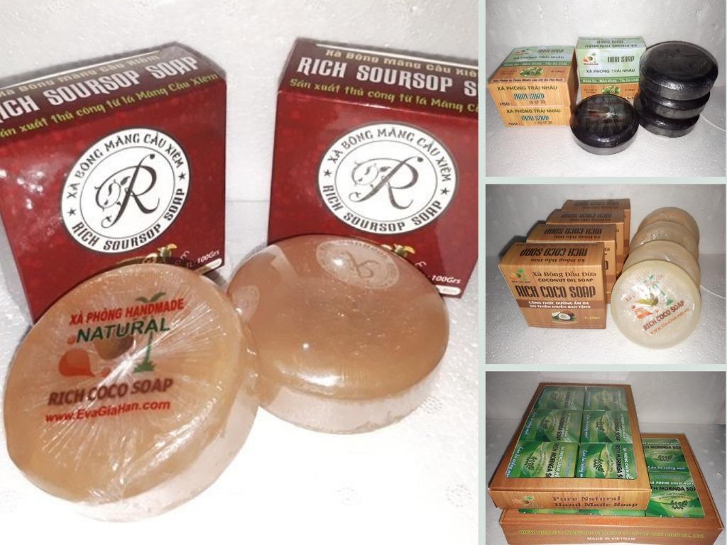 Xưởng gia công xà phòng Handmade Organic - Sản xuất xà bông hữu cơ thiên nhiên
