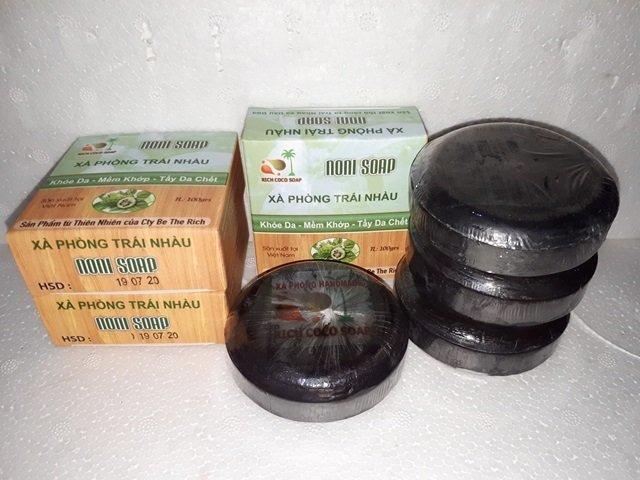 Sản xuất xà bông hữu cơ thiên nhiên
