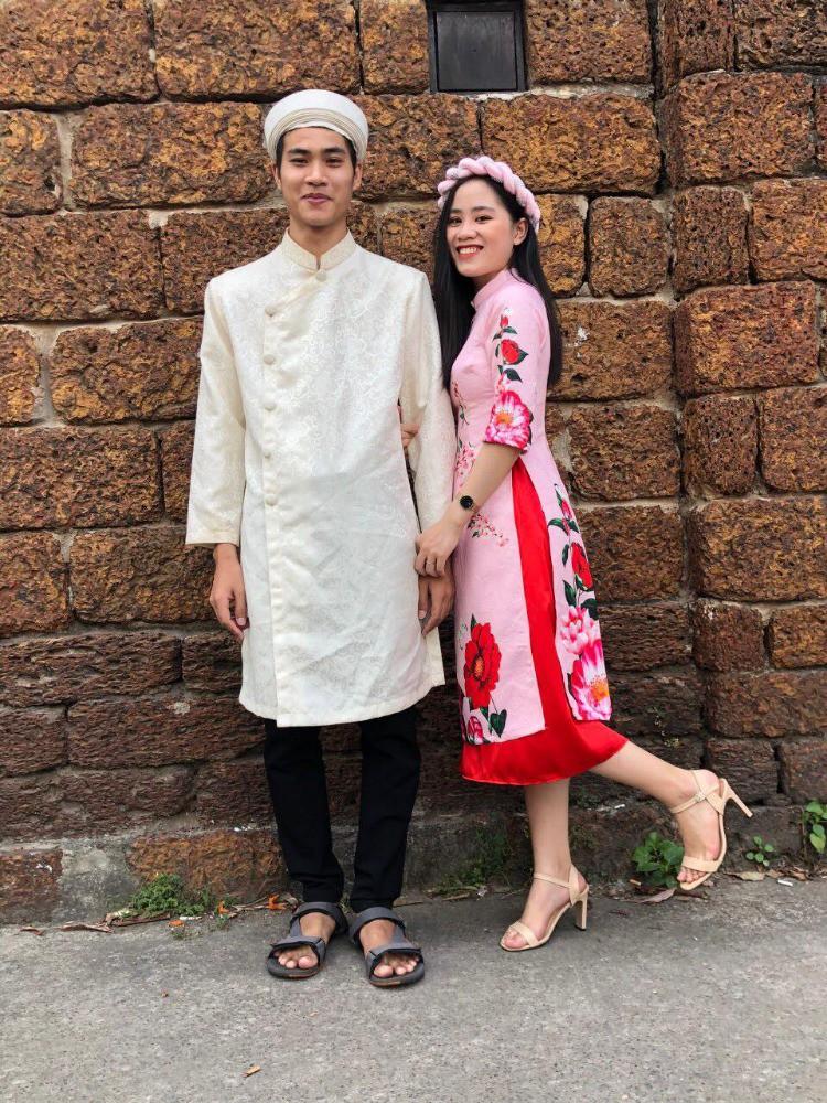 Thuê áo dài cách tân giá rẻ Bình Thạnh, TPHCM