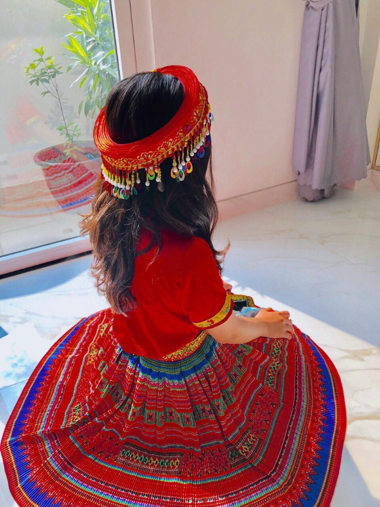 Cho thuê trang phục dân tộc giá rẻ tại Bình Thạnh, TPHCM