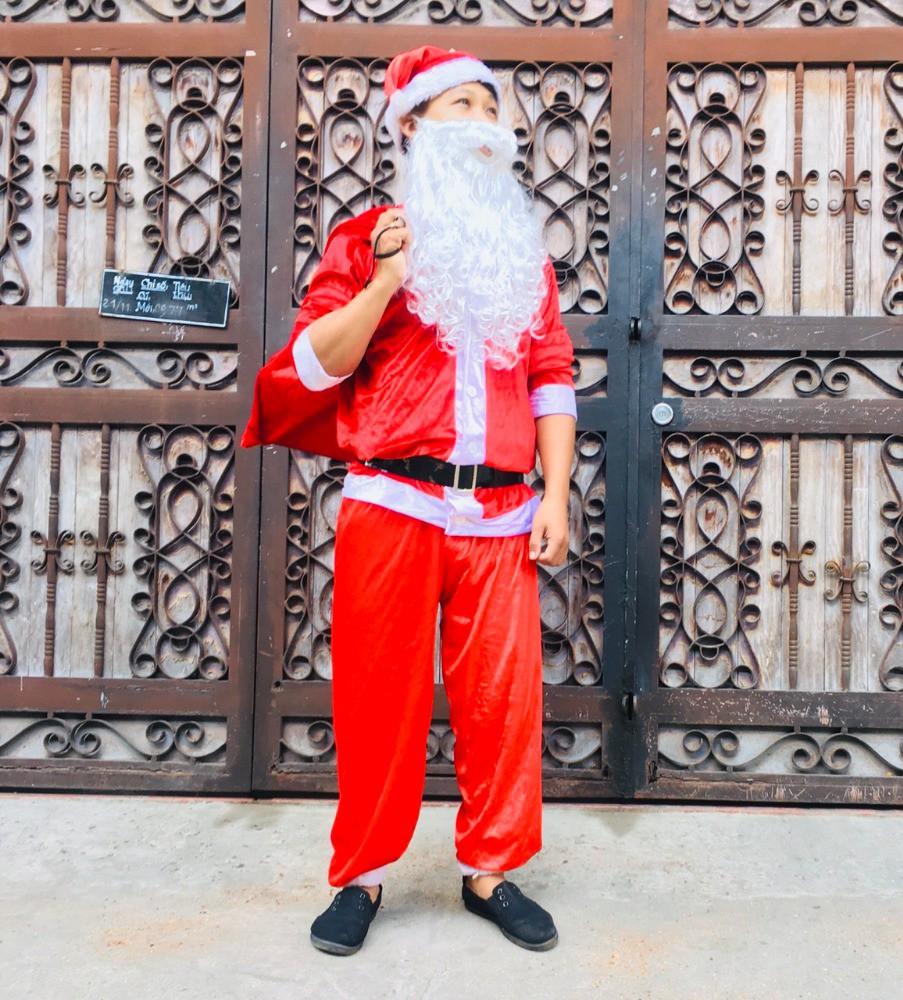 Cho thuê đồ ông già Noel giá rẻ tại Bình Thạnh