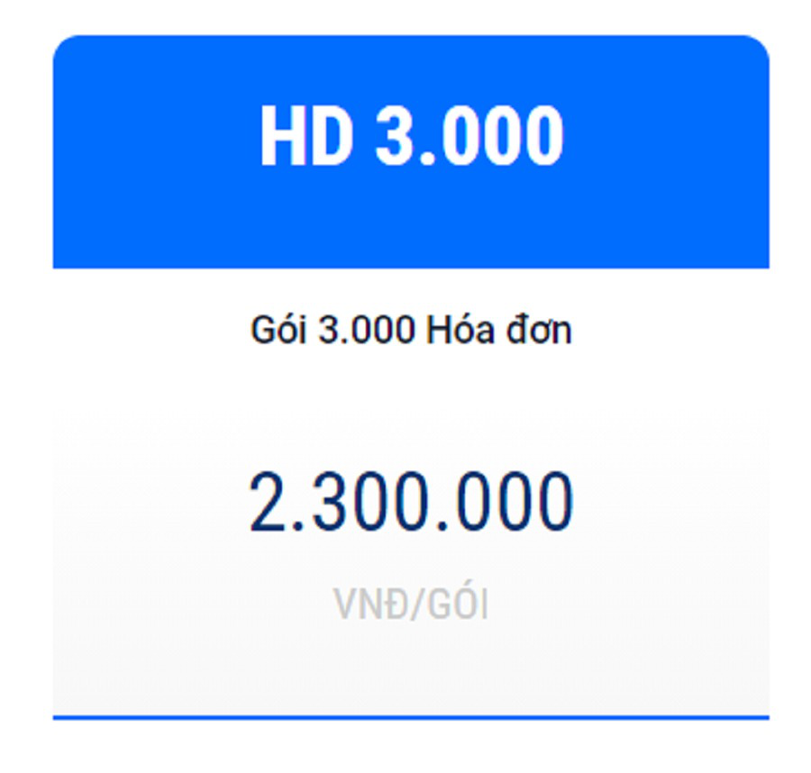 Hóa đơn điện tử Netca HD3000