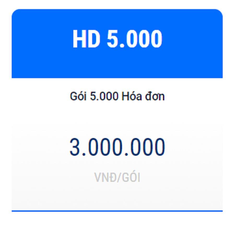 Hóa đơn điện tử Netca HD5000