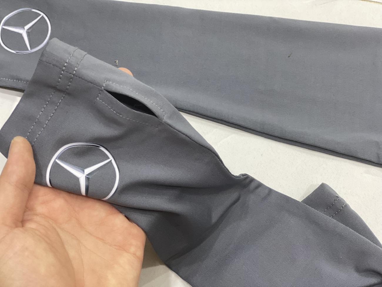 Xưởng may bao tay vải dài