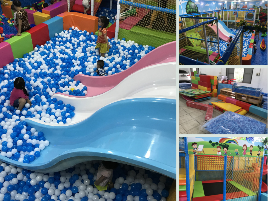 Thiết kế thi công khu vui chơi cho các quán cafe, trà sữa, khu vui chơi trẻ em trường học, công viên, khu chung cư nhận các tỉnh