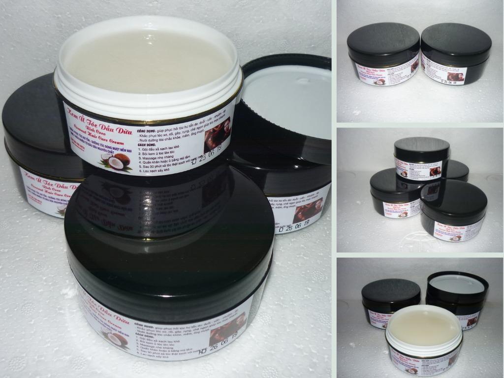 Xưởng sản xuất kem ủ tóc - Gia công sản phẩm chăm sóc tóc, cream ủ tóc số lượng ít, trọn gói TPHCM