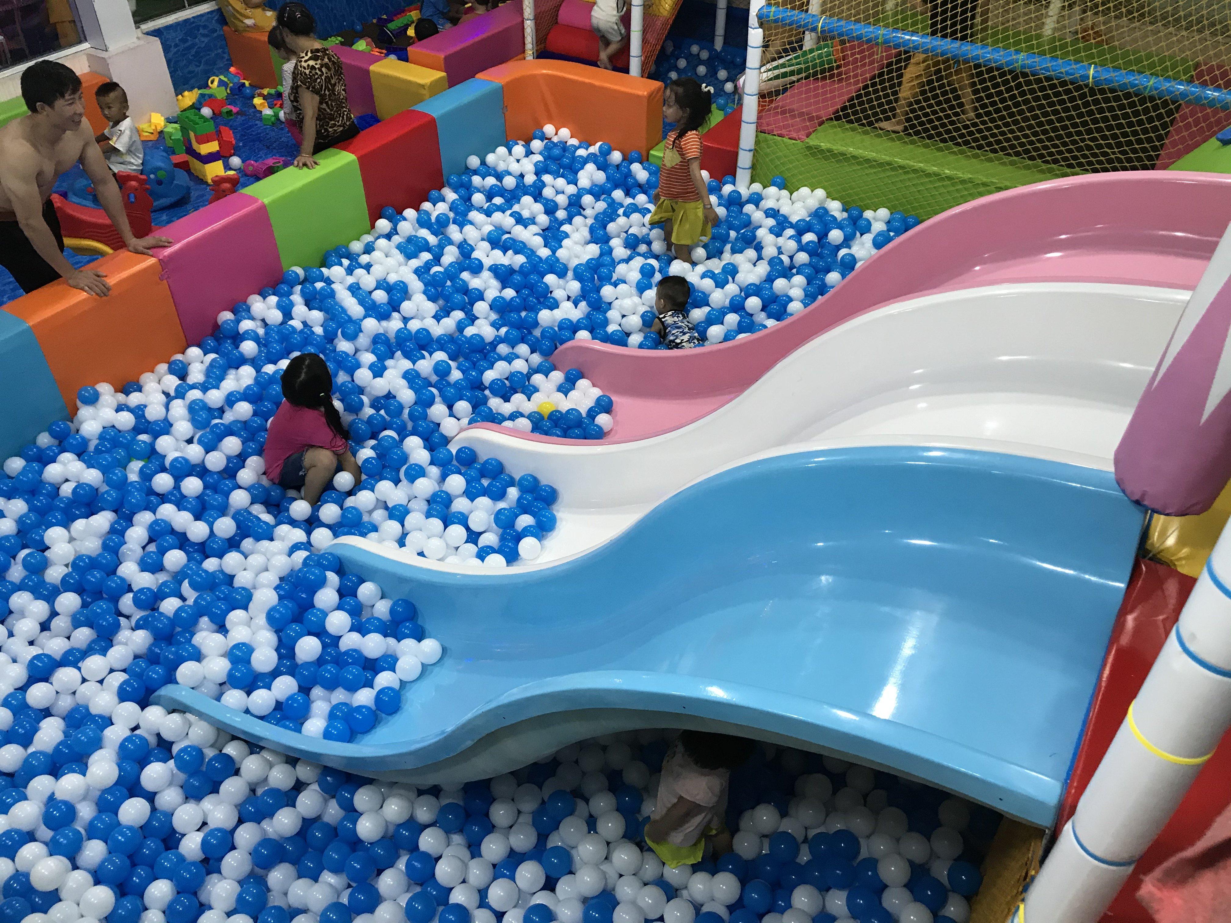 Thiết kế công trình vui chơi trẻ em
