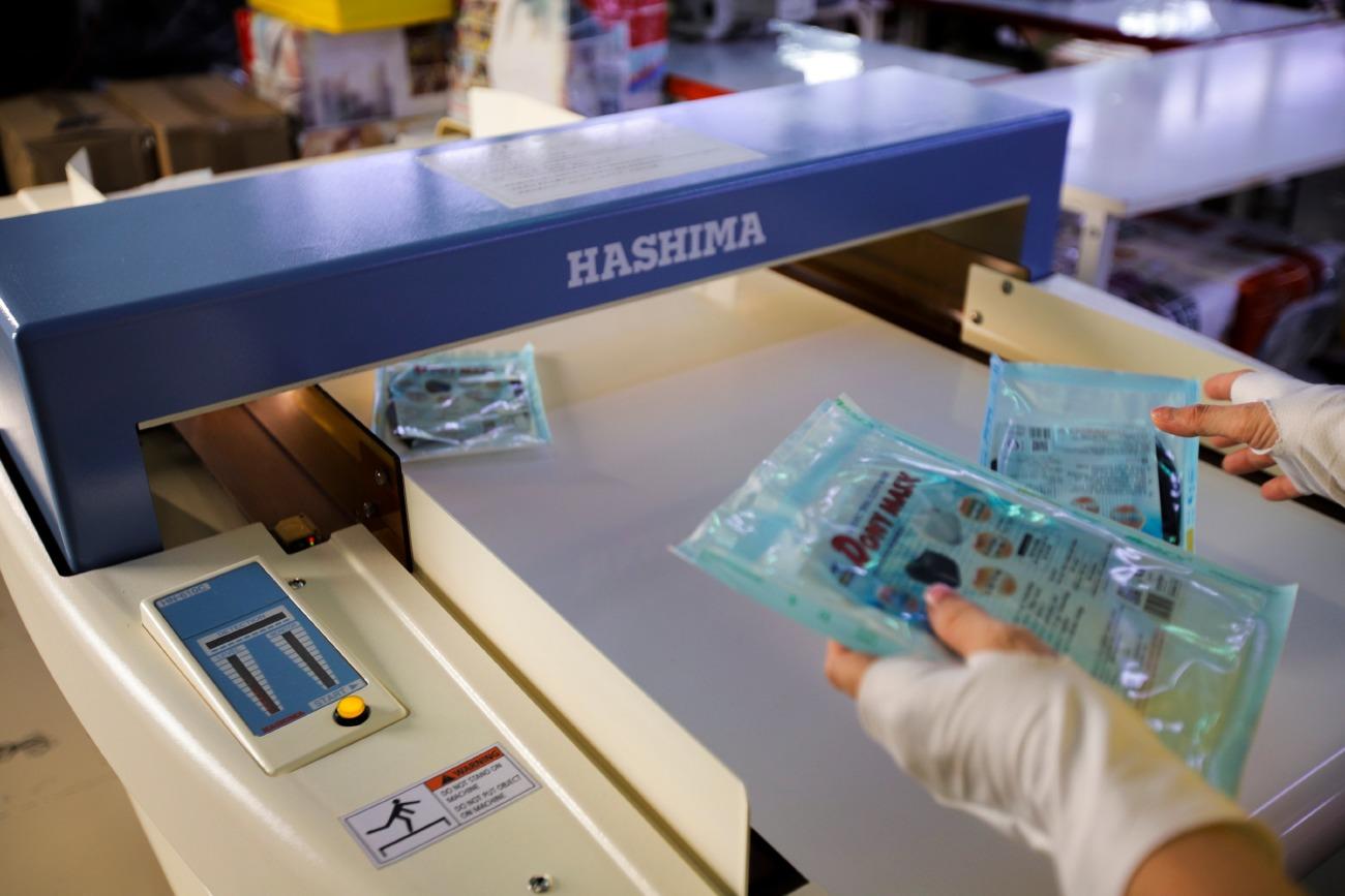 Khẩu trang vải kháng khuẩn đạt chuẩn Châu Âu
