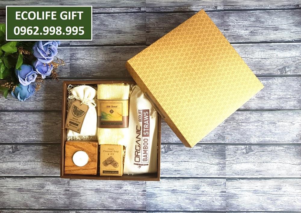 Quà tặng doanh nghiệp ( Business Gift ) - Nhận cung cấp sỉ & lẻ công ty Ecolife