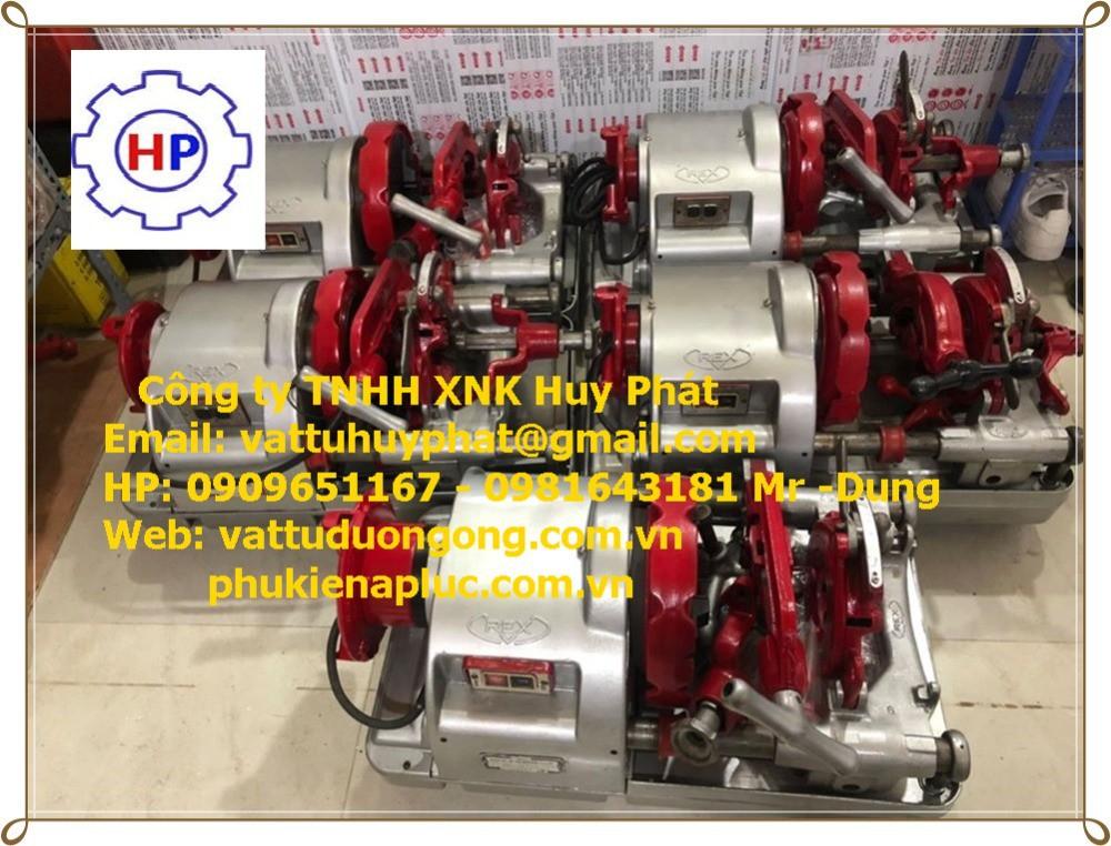 Cho thuê máy ren ống thép giá rẻ
