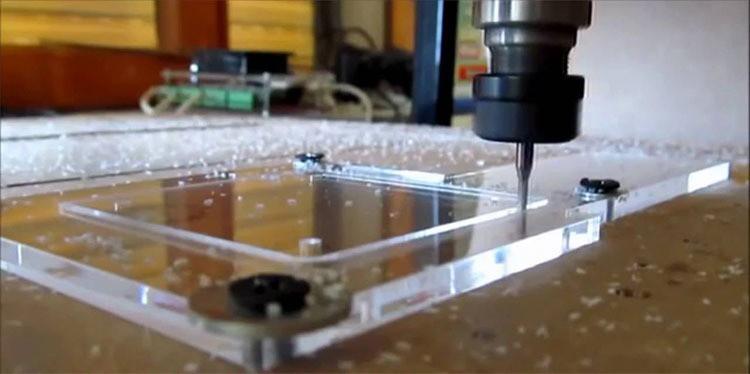 Nhận gia công cắt khắc CNC