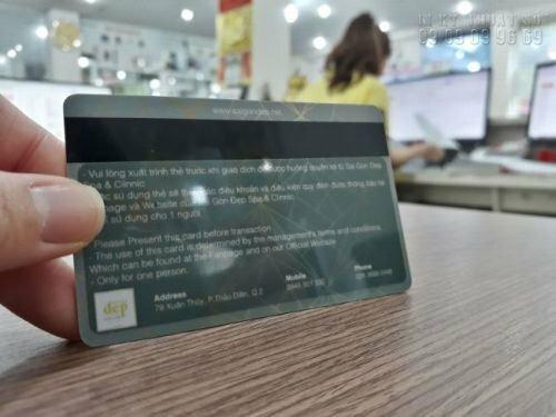 In thẻ nhựa TPHCM, báo giá thẻ từ, in thẻ nhựa lấy ngay