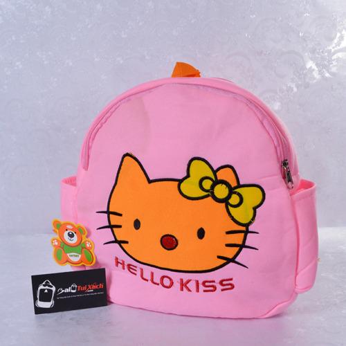 Balo hình thú mèo Hello Kitty