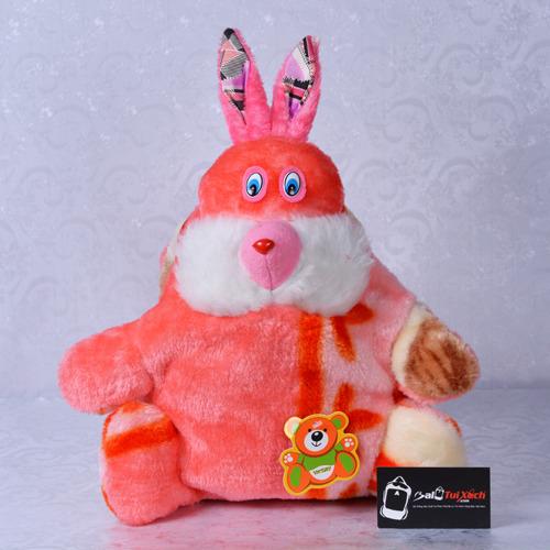 Balo thú bông hình thỏ