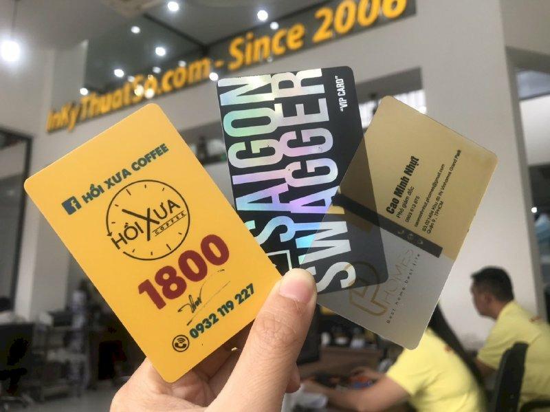 In thẻ thang máy, in thẻ ra vào PVC, in thẻ nhựa số lượng ít, in thẻ nhựa nhân viên giá rẻ TPHCM