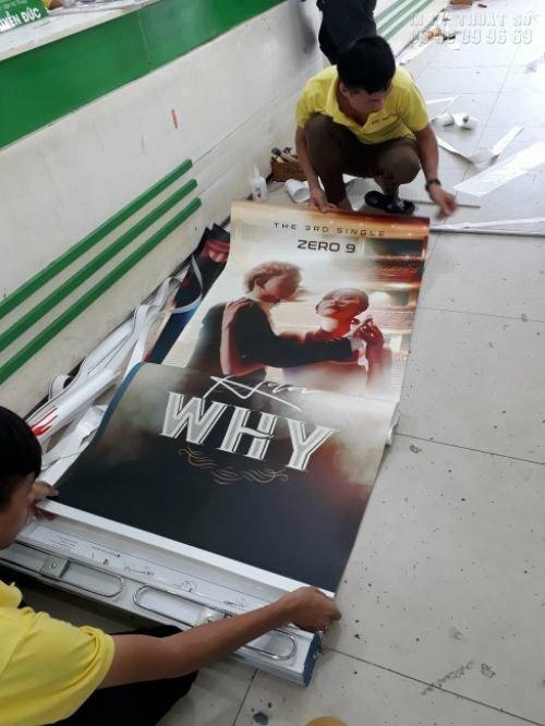 Poster quảng cáo khuyến mãi, poster quảng cáo kem, poster quảng cáo món ăn, poster quảng cáo nội thất